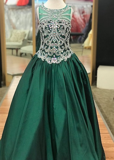 Unique Fashion UF3130F Emerald