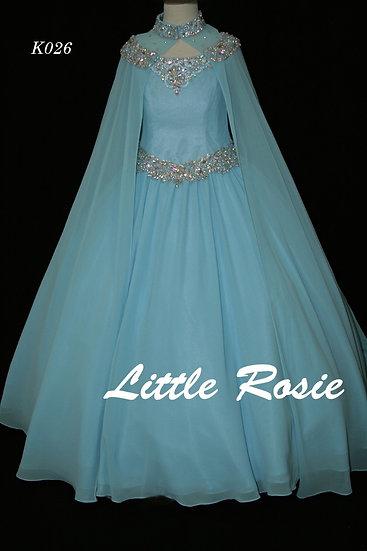 Little Rosie K026 Blue