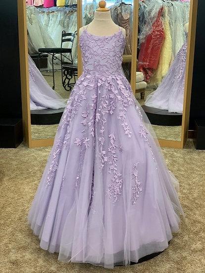 Sherri Hill K53103 Lilac