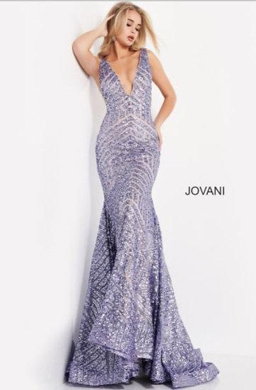 Jovani 59762A Purple
