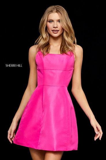 Sherri Hill 52154 Fuchsia