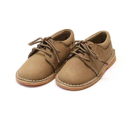 L'amour Tyler Stitch Leather Khaki