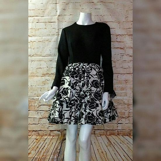 Sherri Hill 50559 Black/Ivory