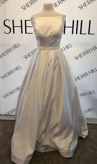 Sherri Hill 50502 Ivory