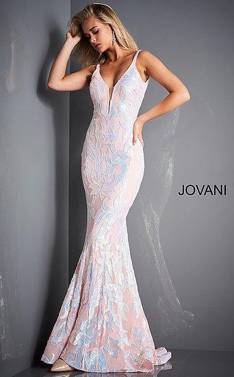 Jovani 3263A Light Pink