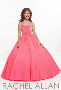 Rachel Allan 1622 Hot Pink