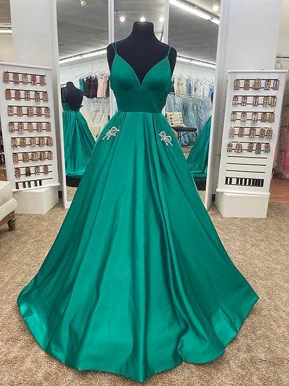 Sherri Hill 52629 Emerald