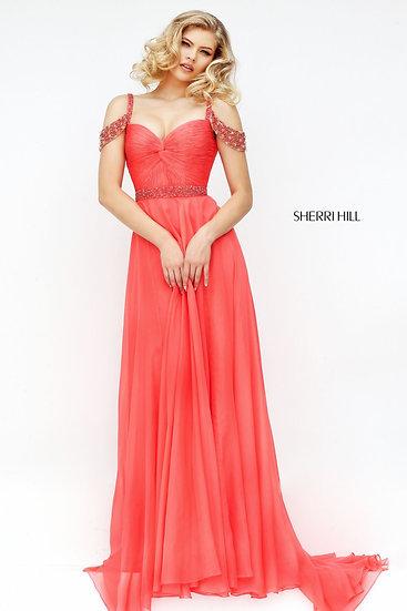 Sherri Hill 50086 Red