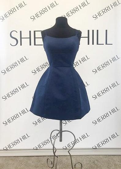 Sherri Hill 52154 Navy