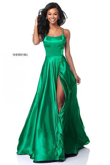 Sherri Hill 51631 Emerald