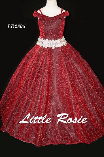 Little Rosie LR2805 Burgundy