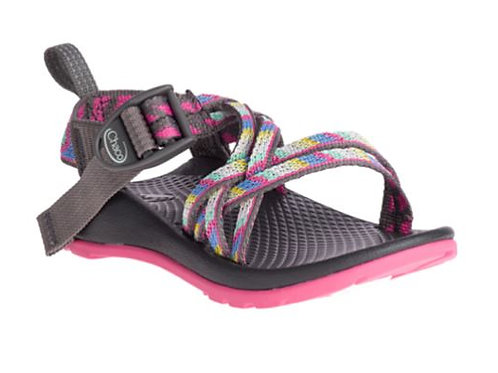 Chaco Children's Sandals Fletched Pink