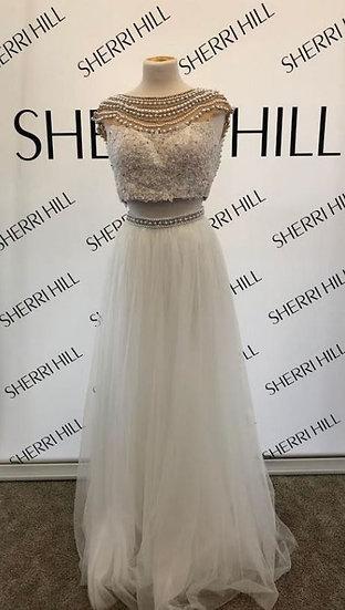 Sherri Hill 51973 Ivory
