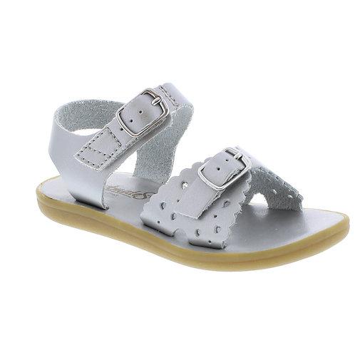 Footmates Ariel Sandal Silver