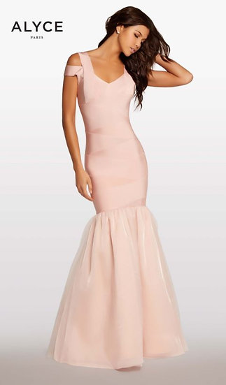 Alyce KP100-2 Champagne Pink