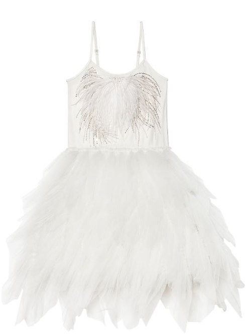 Tutu Du Monde Decadent Dream Tutu Dress Milk