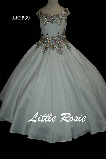 Little Rosie LR2539 White