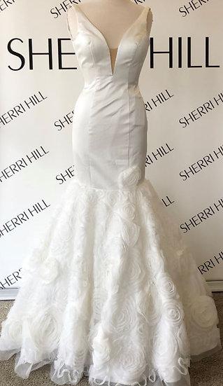 Sherri Hill 51886 Ivory