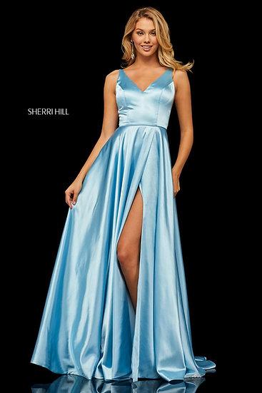 Sherri Hill 54210 Blue
