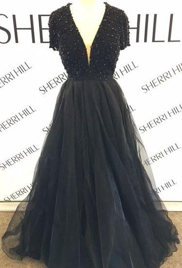 Sherri Hill 50976 Black