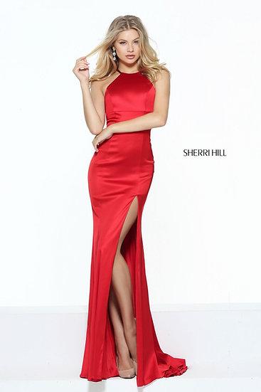 Sherri Hill 52070 Red