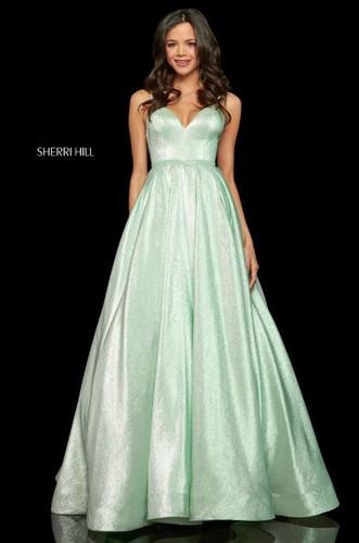 82d5c1a0d33 Sherri Hill 52956 (Colors Available)