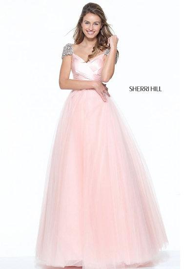 Sherri Hill 50863 Blush