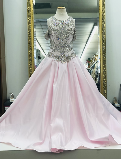Unique Fashions UF3163 Princess Pink