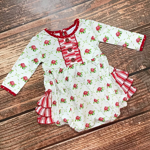Swoon Baby Clothing Lola Ruffle Bubble