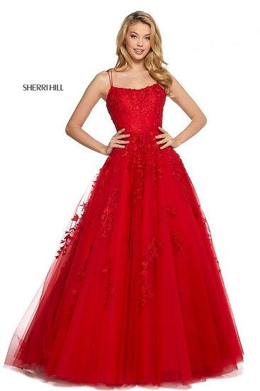 Sherri Hill 53116 Red