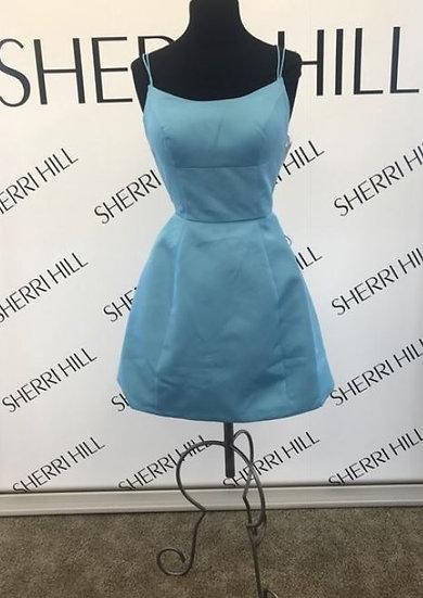 Sherri Hill 52154 Light Blue