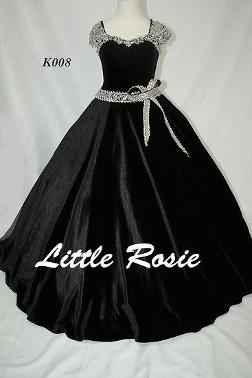 Little Rosie K008 Black
