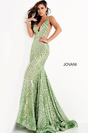 Jovani 59762A Pale Green