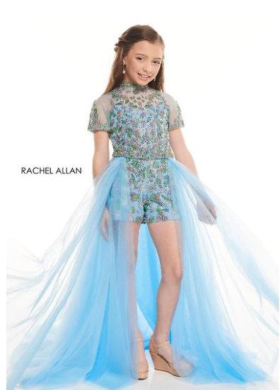 Rachel Allan 10006 Periwinkle Multi