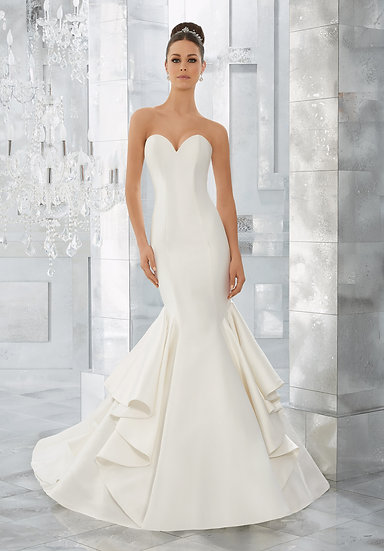 Mori Lee Bridal 5563 Ivory