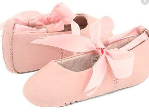 Baby Deer Ballet Flat Pink