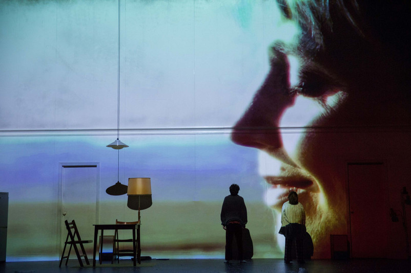 Grief is a thing with feathers Starring Cillian Murphy Designed by Jamie Varton   Designed by Jamie Varton