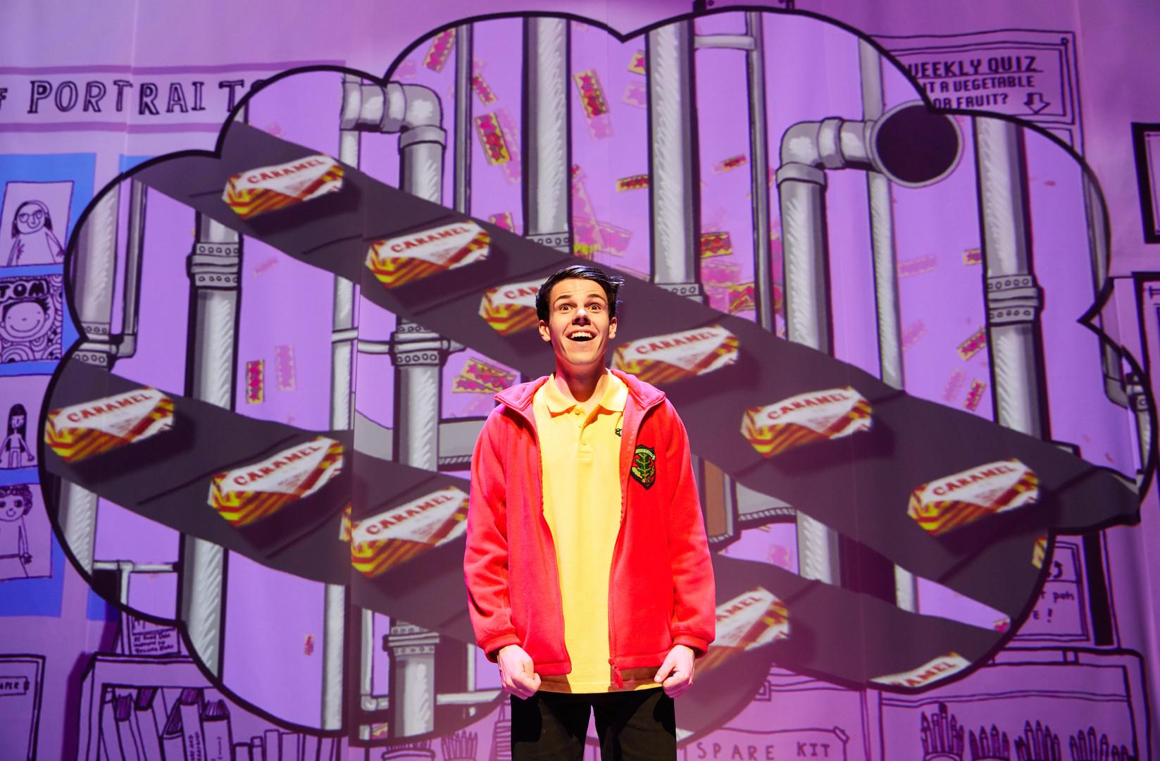 Tom Gates at Birmingham Stage Company.