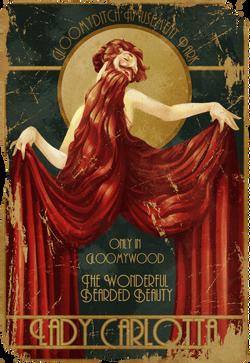 Carlotta Poster