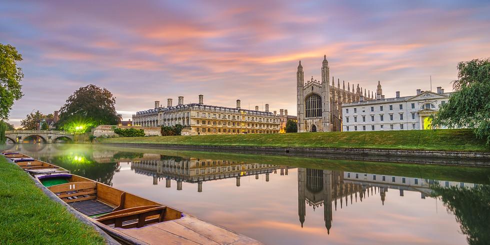 Webinar: Summer in Cambridge