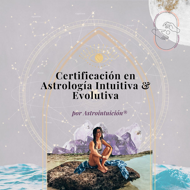 certificación astrologia