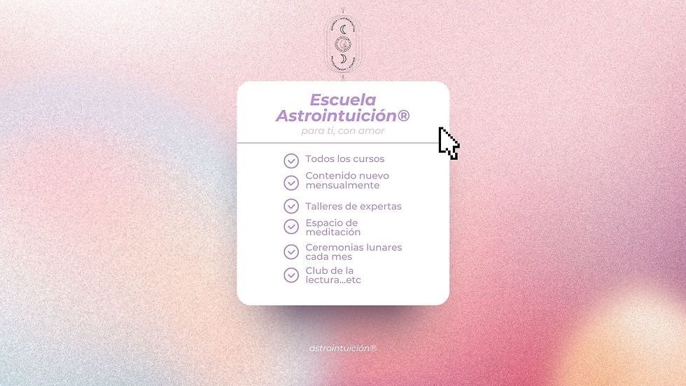 astrointuicion