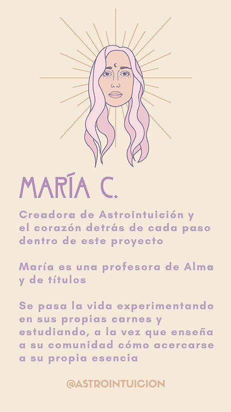 María C