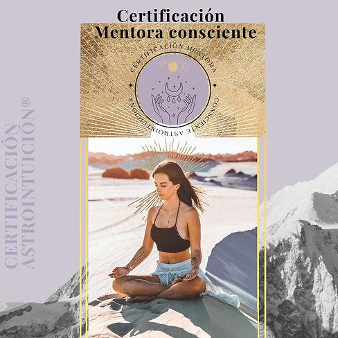 Certificación mentora consciente