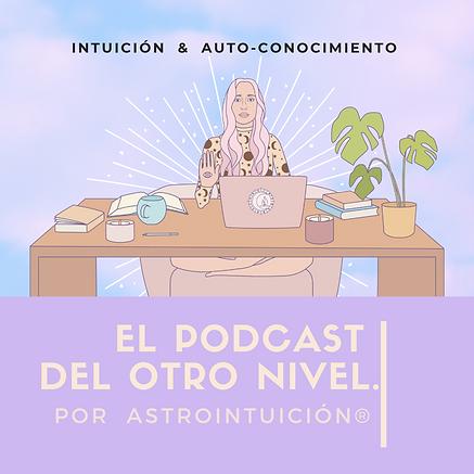 Podcast Astrointuición