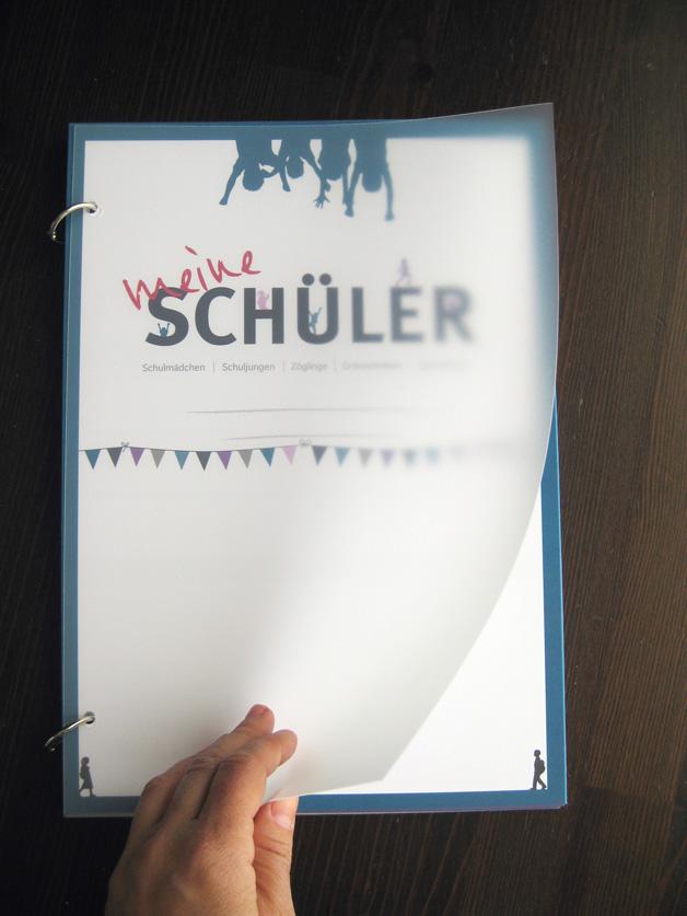 Lehrer-Geschenk zum Abschied