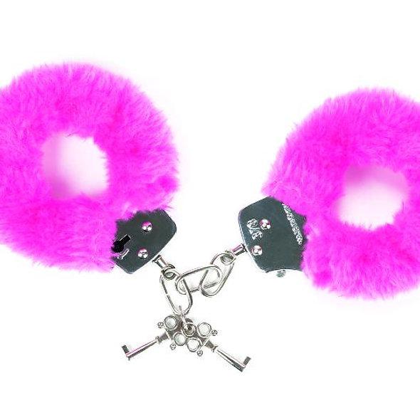 Attach Handcuffs Me - Pink
