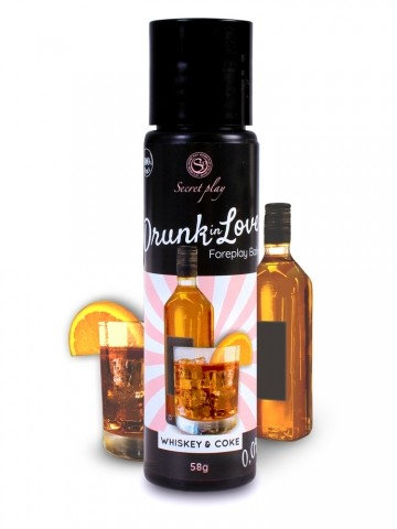 Baume Drunk In Love - Whiskey Cola - 60 Ml