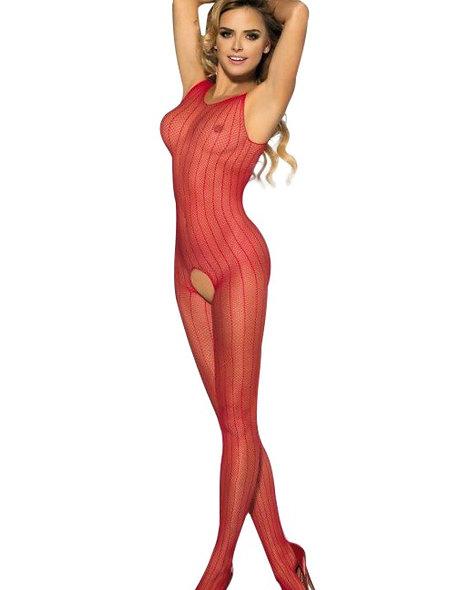 Joyce Bodystocking - Red