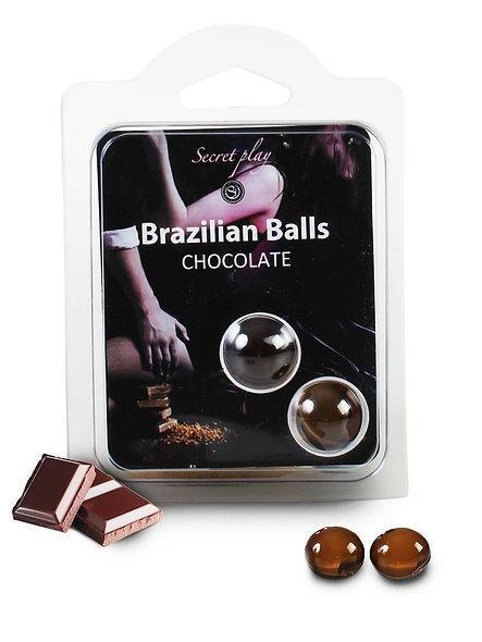 Brazilian Duo Chocolate Balls